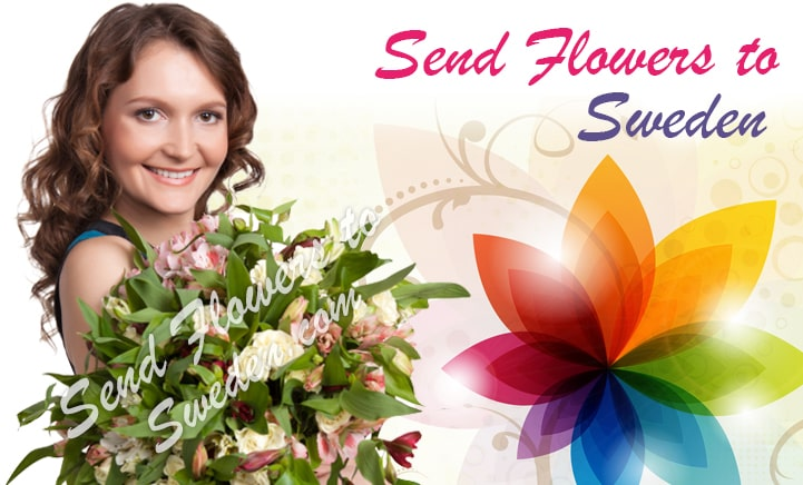 Send Flowers To Sweden | Flower Delivery In Sweden